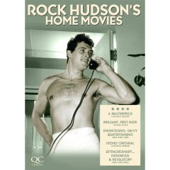 Rock Hudson's home movies Dvdomslag
