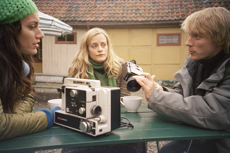 Thomas Hylland Eriksen og historien om origamijenta (2005) av Dag Johan Haugerud. Foto: Arthaus.
