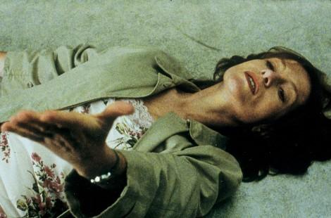 Erika Kohut (Isabelle Huppert) i Michael Hanekes Pianolærerinnen (La Pianiste, 2001). Foto: Europafilm.