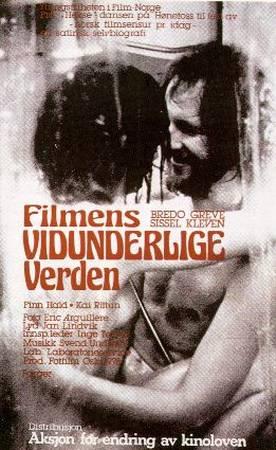 Filmens vidunderlige verden (1978) av Bredo Greve.