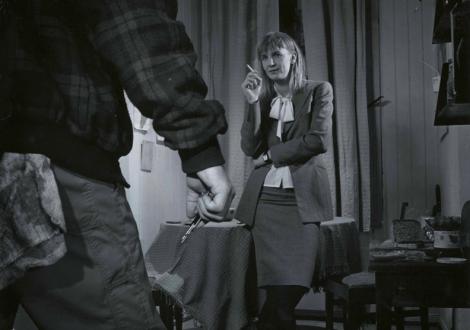 Hodiak (1994) av Hans Petter Blad.