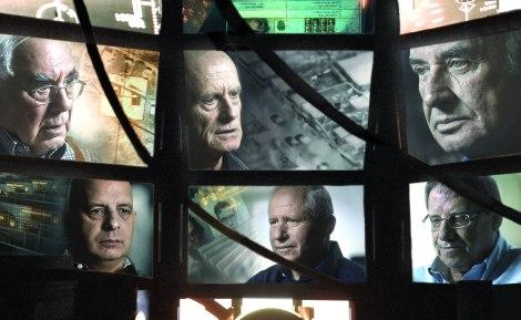 Dokumentaren «The Gatekeepers» (2012) av Dror Moreh.