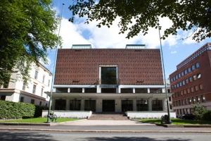 kunsternes-hus-building