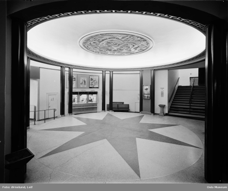 Eldorado kino ble lagt ned i 2012. Foto: Leif Ørnelund, Oslo Museum.